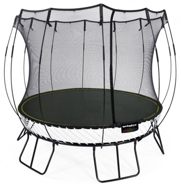 beste trampoline test