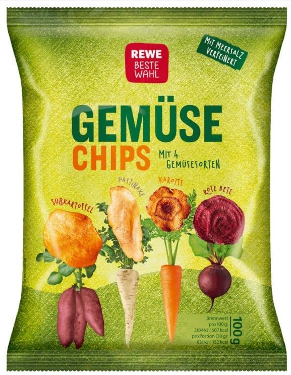 Linsen chips rewe