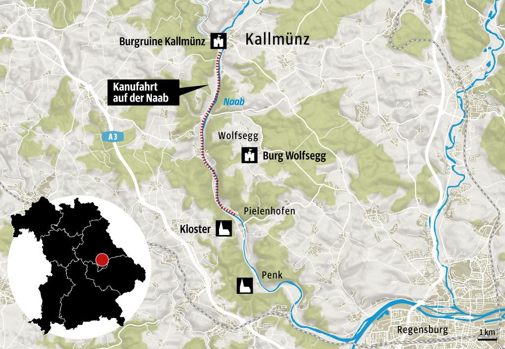 grenze oberpfalz mittelfranken