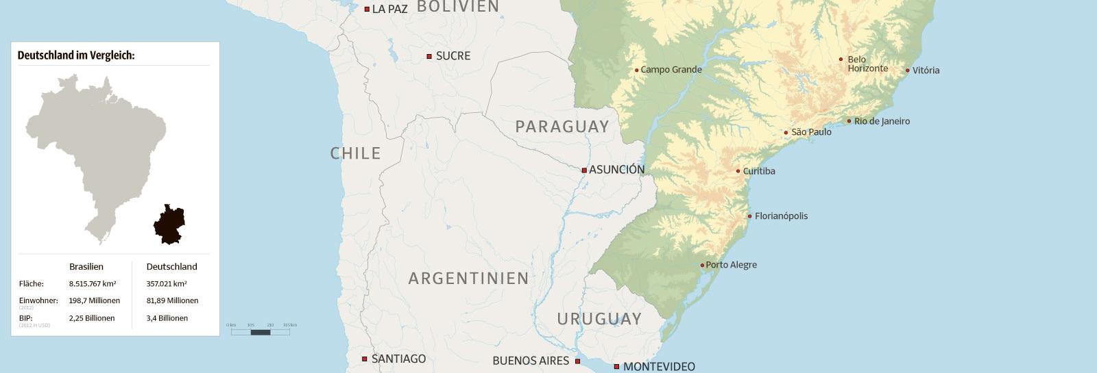 Wm 2018 Spielorte Karte.Stadien Der Wm 2014 In Brasilien